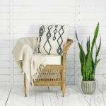 Natural 1 Seater Malawi Chair