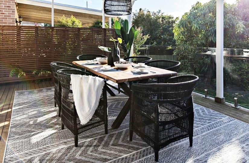 Black Malawi Chairs