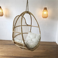 Cane Hanging Chair